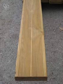 lame de terrasse pin classe 4 autoclave 28x120 terrasse bois. Black Bedroom Furniture Sets. Home Design Ideas