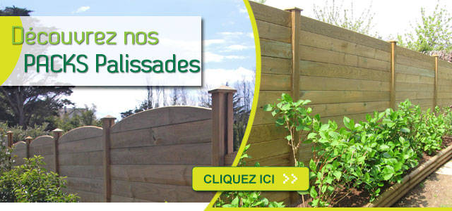 Haie En Bois Tresse : Bois direct usine : terrasse bois, palissade bois, cl?ture